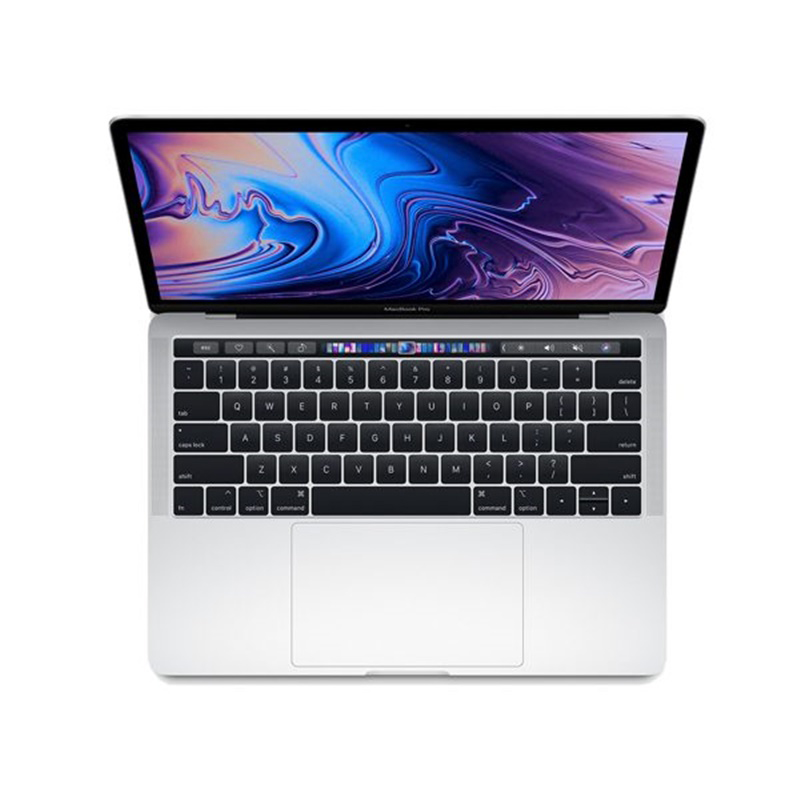 Laptop Apple Macbook Pro Touch 2019 i5-1.4GHz/8G/256G/13.3'' SILVER (MUHR2SA/A)