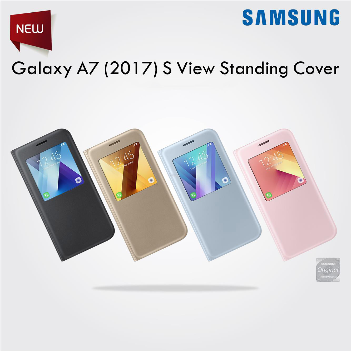 S View Standing Cover A7 (2017)