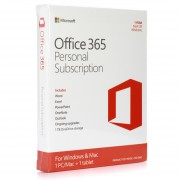 Off 365 Personal English APAC EM Subscr 1YR Medialess P2