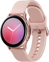 Samsung Galaxy Watch Active 2 LTE 40mm viền nhôm dây silicone
