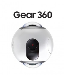 Camera Samsung Gear 360 SM-C200 WHITE
