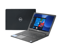 Laptop Dell Inspiron 3576 i5 8250U/4GB/1TB/A-2G/15.6'' BLACK
