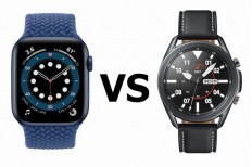 Apple Watch Series 6 đọ sức Samsung Galaxy Watch 3