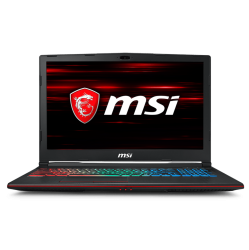 MSI GP63 8RD-434VNZ Leopard | i7-8750H | 16GB DDR4 | 1TB HDD | GeForce GTX 1050Ti 4GB | 15.6 FHD | Win10