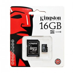 Thẻ nhớ Kingston 16GB (Class 10)