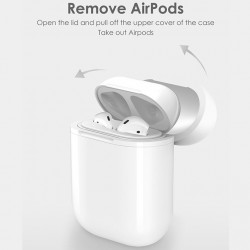 Ốp sạc không dây cho Airpods ( Wireless Charging Case for AirPods )