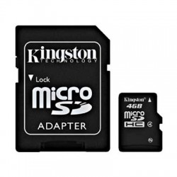 Thẻ nhớ Kingston 4GB (Class 4)