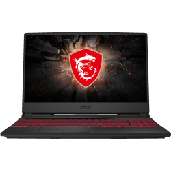 "Laptop Gaming MSI GL65 9SD 022VN Geforce GTX 1660Ti 6GB Intel Core i5 9300H 8GB 512GB 15.6"" FHD 120Hz IPS Backlight Keyboard Win 10 (GL65 9SD-New)"
