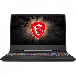 "Laptop Gaming MSI GL65 9SEK 047VN Geforce RTX 2060 6GB Intel Core i7 9750H 16GB 512GB 15.6"" FHD 120Hz IPS Perkey Multicolor Win 10 (GL65 9SEK-047VN)"