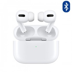 Tai nghe Bluetooth AirPods Pro Wireless Charge Apple MWP22 Trắng