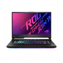 Laptop Asus Gaming ROG Strix G512-IAL001T (i7 1075H/8GB RAM/512GB SSD/15.6 FHD 144hz/GTX 1650Ti 4GB/Win10/Đen)