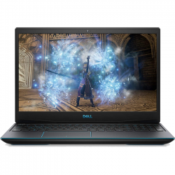 "Dell Gaming G3 3500 G3500A (i7-10750H/8GB/512GB/VGA GTX 1650Ti 4GB/15.6"" FHD/Win 10/ Black)"