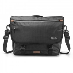 TÚI ĐEO VAI TOMTOC (USA) CROSS BODY MESSENGER MULTI-FUNCTION WATERPROOF FOR ULTRABOOK 15in -15.6in