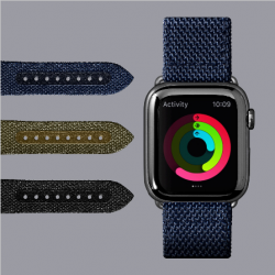 Dây đeo LAUT Technical 2.0 Watch Strap For Apple Watch 44mm/42mm