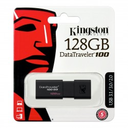 USB Kingston 128GB DT100G3 USB 3.0