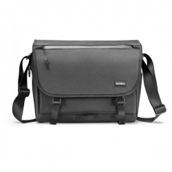TÚI ĐEO VAI TOMTOC (USA) CROSS BODY MESSENGER MULTI-FUNCTION WATERPROOF FOR ULTRABOOK 13″-13.5″ A47-C01D