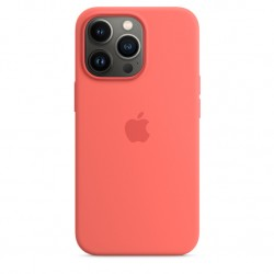 Ốp lưng iPhone 13 Pro Max Silicone Case with MagSafe - Chính hãng