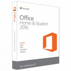 Office Home and Student 2016 Win English APAC EM Medialess P2