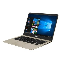 "Asus S410UN-EB210T Intel Core i5-8250U/4G/1TB/14""/MX150 2GB/Windows10/Gold"
