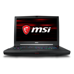 MSI GT75 8RG-235VN Titan | i9-8950HK | 32GB DDR4 | 512GB SSD PCIe + 1TB HDD | GeForce GTX 1080 8GB | 17.3 UHD 4K IPS | Win10
