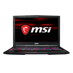 MSI GE63 8RE-266VN Raider RGB Edition | i7-8750H | 16GB DDR4 | 128GB SSD + 1TB HDD | GeForce GTX 1060 6GB | 15.6 FHD 120Hz | Win10