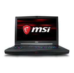 MSI GT75 8RG-252VN Titan | i9-8950HK | 32GB DDR4 | 256GB SSD PCIe + 1TB HDD | GeForce GTX 1080 8GB | 17.3 UHD IPS | Win10