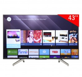 Android Tivi Sony 43 inch KDL-43X8500G