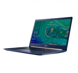 Acer Swift SF514-53T-720R NX.H7HSV.002 i7-8565U/8Gb/256Gb SSD/14inch FHD/win10
